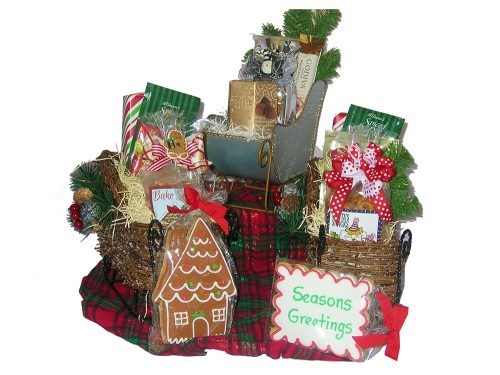 Christmas Gift Basket Oklahoma City