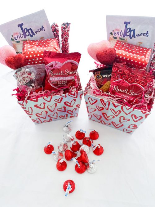 gift baskets for valentines day